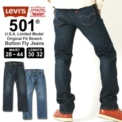 [10%OFFクーポン配布] リーバイス Levi's Levis リーバイス 501 ORIGINAL FIT STRAIGHT JEANS [Levi's Levis リーバイス 501...