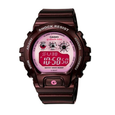 カシオ G-SHOCK MINI GMN-692-5JR カラー BROWN/PINK 日本正規品 ship1