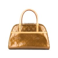 Louis Vuitton Pre-Owned Vernis Tompkins ハンドバッグ - ブラウン