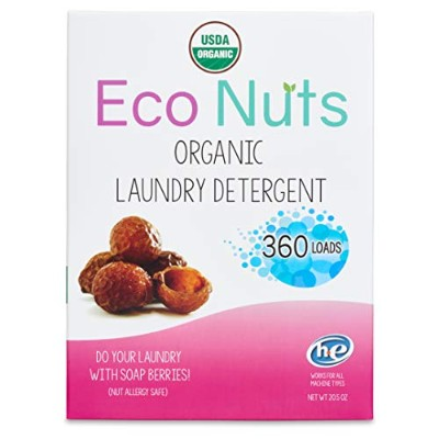 Eco Nuts, Organic Laundry Soap, Soap Berries, 20.5 oz