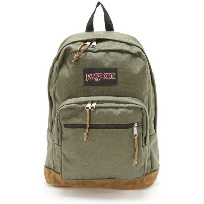 JANSPORT RIGHT PACK ジャンスポーツ バッグ リュック/バックパック グリーン【送料無料】