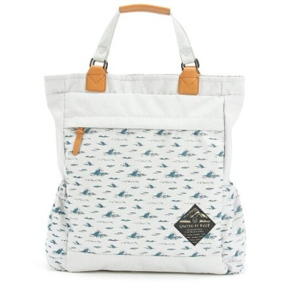United By Blue United By Blue/(U)Summit Convertible Tote ユナイテッドバイブルー バッグ トートバッグ グレー【送料無料】
