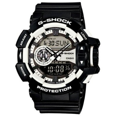 G-SHOCK/BABY-G/PRO TREK G-SHOCK/(M)GA-400-1AJF/Hyper Colors カシオ ファッショングッズ【送料無料】