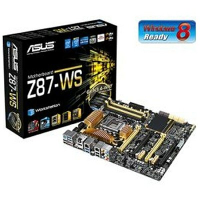ASUS エイスース マザーボード Z87-WS [ATX]