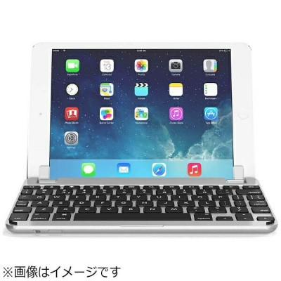 BRYDGE BRY5001 キーボード BRYDGE MINI[iPad mini 3/2/1用] Silver [Bluetooth /ワイヤレス][BRY5001]