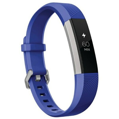 Fitbit フィットビット Fitbit フィットビット フィットネスリストバンド Ace キッズ専用 運動 睡眠 健康管理 活動量計 Electric Blue / Stainless...