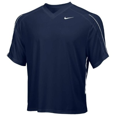 ナイキ Nike メンズ ラクロス トップス【Team Face-Off Game Jersey】Team College Navy/White/White