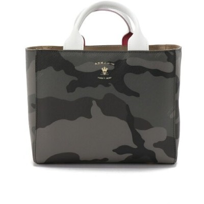 A.D.M.J カモフラ柄オープントート POWER 250/210 CAMOUFLAGEPATTERN OPENTOTEBAG エーディーエムジェイ バッグ【送料無料】