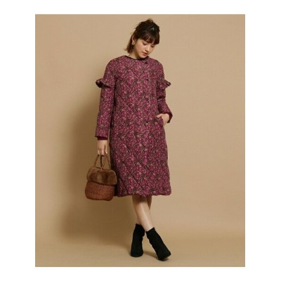 【SALE/40%OFF】anatelier leur logette(ルールロジェット)キルトダウンロングコート アナトリエ その他【RBA_S】【RBA_E】【送料無料】