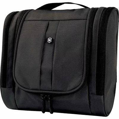 ビクトリノックス Victorinox ポーチ Lifestyle Accessories 4.0 Hanging Toiletry Kit Black/Black Logo
