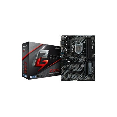 【送料無料】ASRock(アスロック) Z390 Phantom Gaming 4 (Z390PHANTOMGAMING4)