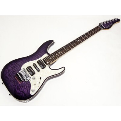 SCHECTER ( シェクター ) SD-DX-24-AS (PRSB / R )【日本製 エレキギター 特価 WO 】【決算プライス! 】