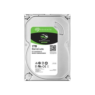 Seagate Guardian Barracudaシリーズ 3.5インチ内蔵HDD 1TB SATA6.0Gb/s 7200rpm 64MB【日時指定不可】