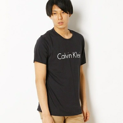 【CALVIN KLEIN UNDERWEAR】FASHION LOGO LOUNGE Tシャツ/カルバン・クライン(CALVIN KLEIN)