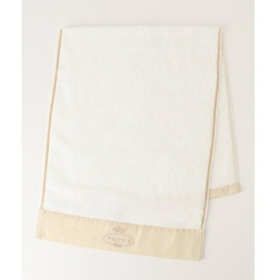 【TOWEL COLLECTION】RICAMO FACE TOWEL フェイスタオル/トッカ(TOCCA)