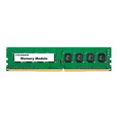 IOデータ DZ2400-H4G PC4-2400(DDR4-2400)288pin DIMM 4GB DZ2400シリーズ