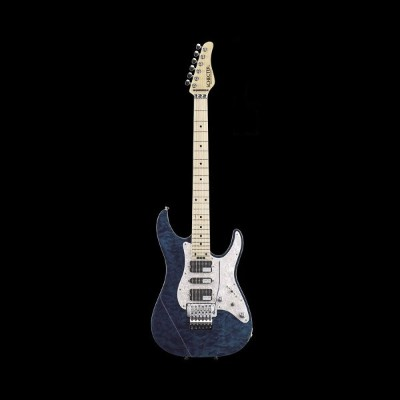 Schecter / SD-2-24-AL-M See Thru Blue シェクター エレキギター【お取り寄せ商品/納期別途ご案内】