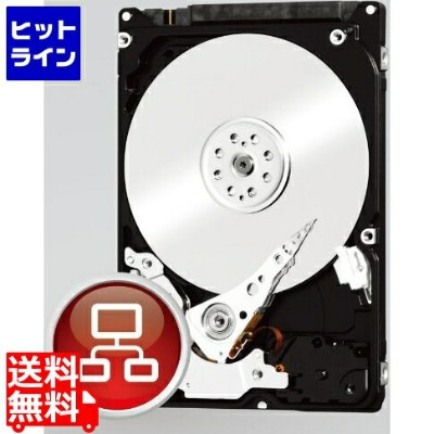 Western Digital 【バルク】2.5インチ内蔵HDD 1TB SATA6.0Gb/s Intellipower 16MB 9.5mm厚 WD10JFCX