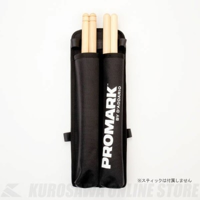 PROMARK Marching Stick Bag PQ2 Two Pair Marching Stick Bag (スティックバッグ)
