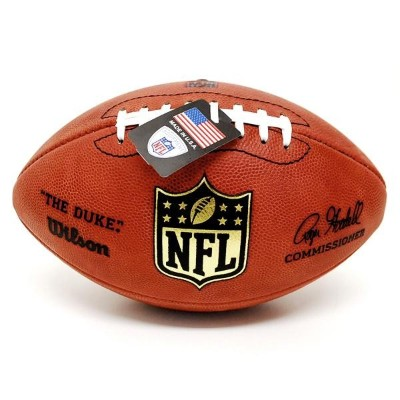 NFL ボール ウィルソン/Wilson Official Game Ball The Duke