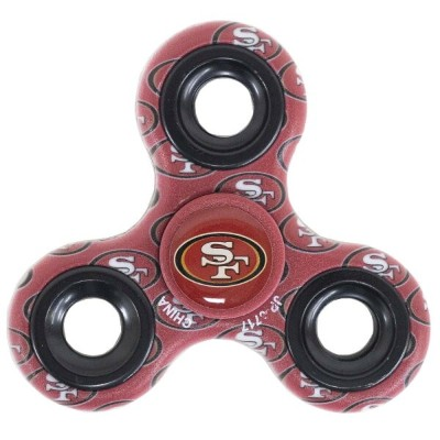NFL 49ers 3WAY ハンドスピナー Forever Collectibles