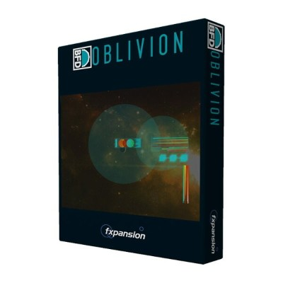 FXPansion/BFD3/2Expansion Pack: Oblivion【オンライン納品】【BFD拡張】【在庫あり】