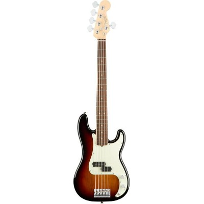 Fender American Professional Precision Bass V 5-strings (3-Color Sunburst/Rosewood) [Made In USA] ...