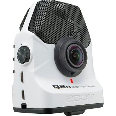 ●ZOOM Q2n Limited Edition [WHITE] 【大幅値下げ!】