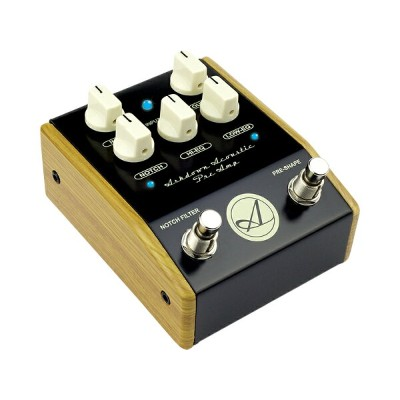 Ashdown Acoustic Preamp Pedal(WOODMAN-PEDAL)