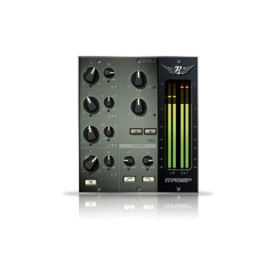 McDSP 4020 Retro EQ HD v6 【iLok別売】