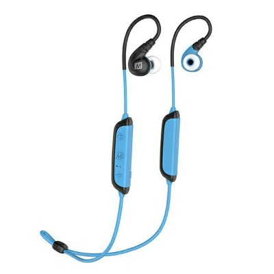 MEE audio X8【Blue】(X8-BL) (Bluetooth ワイヤレスイヤホン)