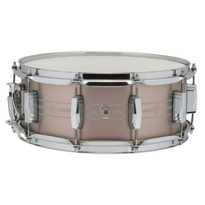 Ludwig 《ラディック》 LSTLS5514 [Heirloom Stainless Steel Snare Drum] ※お取り寄せ品
