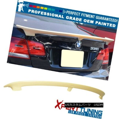 エアロパーツ 07-13 BMW E92 Coupe AC Style Painted ABS Trunk Spoiler - OEM Painted Color 07-13 BMW...