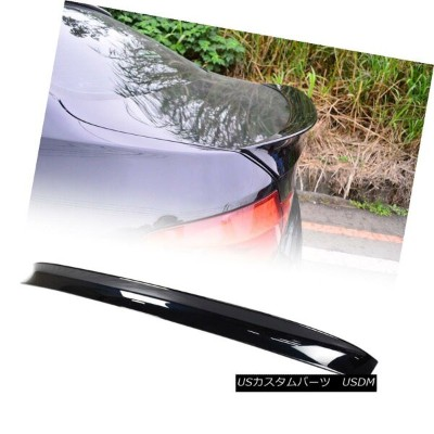 エアロパーツ Painted Color #416 For BMW F10 5-series A Style Rear Trunk Spoiler Wing ABS ペイントカラー#416 BMW...