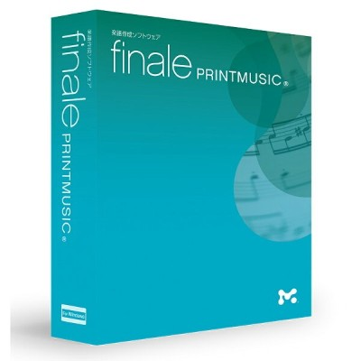 MAKE MUSIC ! Finale PrintMusic for Windows