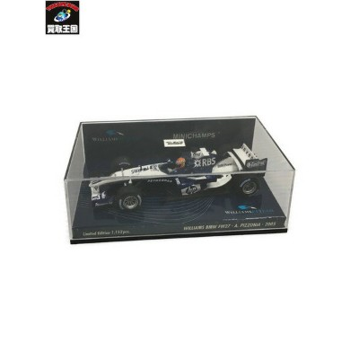1/43scale Williams BMW FW27 A.Pizzonia 2005 【中古】[▼]
