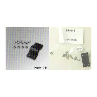 6ch#35(HM035-044)Tail rod fixed patch assembly