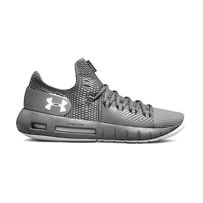 アンダーアーマー メンズ Under Armour HOVR Havoc Low バッシュ Graphite/White