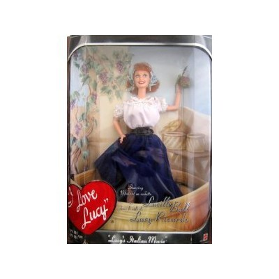 Barbie バービー As Lucy in I Love Lucy - Lucy's Italian Movie Episode 150