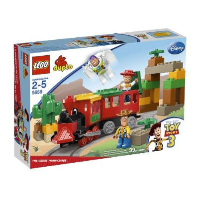 トイストーリー LEGO DUPLO Toy Story The Great Train Chase 5659 4567603