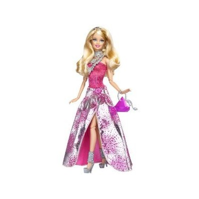 Barbie Fashionistas Gown Glam Doll