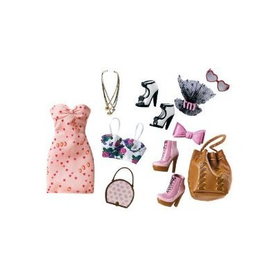 Barbie Stardoll by Barbie - Pretty in Pink Fashion Pack