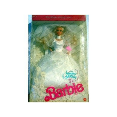 1989 Wedding Fantasy Barbie