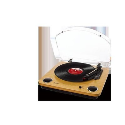 ION AUDIO MAX LP スピーカー付きレコードプレーヤー 【RECOMMEND:三条本店STAGE】【店頭受取対応商品】