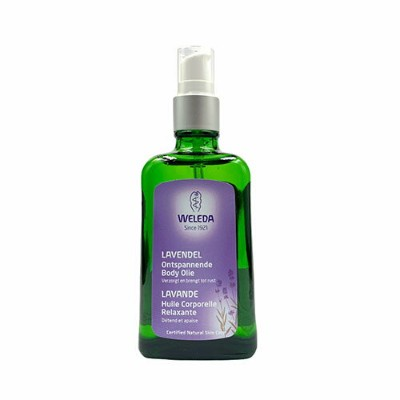 ヴェレダ ラベンダー オイル 100ml WELEDA LAVENDER RELAXING BODY OIL [9943]
