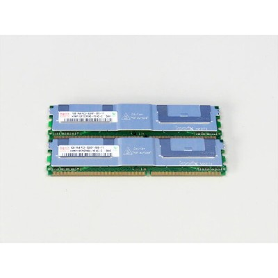 HYMP112F72CP8D3-Y5 hynix 計2GB DDR2-667 PC2-5300F ECC 240pin FBDIMM【中古】
