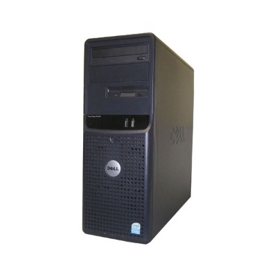 DELL PowerEdge SC430【中古】Pentium4-2.8GHz/1GB/160GB×2