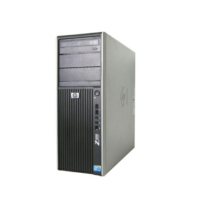 HP Workstation Z400 FX625AV【中古】Xeon W3520 2.66GHz/4GB/250GB×2/FX380