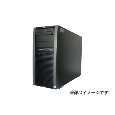 HP ProLiant ML150 G5 450291-B21【中古】Xeon E5430 2.66GHz/4GB/73GB×2