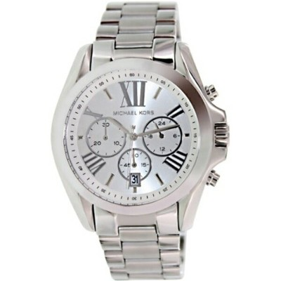 マイケルコース Michael Kors メンズ 腕時計 時計 Michael Kors Quartz Silver Dial Men's Watch MK5535